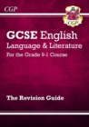 Image for GCSE English language & literature  : for the grade 9-1 course: The revision guide