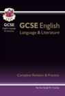 Image for GCSE English language & literature  : Complete revision & practice
