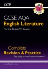 Image for New GCSE English Literature AQA Complete Revision & Practice - For the Grade 9-1 Course