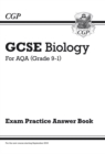 Image for GCSE biology  : for AQA (grade 9-1): Exam practice answer book