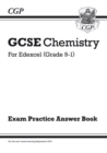 Image for GCSE Chemistry: Edexcel Answers (for Exam Practice Workbook)