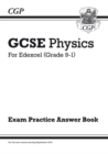 Image for GCSE Physics: Edexcel Answers (for Exam Practice Workbook)
