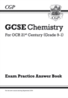 Image for GCSE Chemistry: OCR 21st Century Answers (for Exam Practice Workbook)