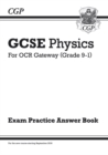 Image for GCSE Physics: OCR Gateway Answers (for Exam Practice Workbook)