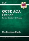 Image for GCSE French AQA Revision Guide - for the Grade 9-1 Course (with Online Edition)