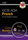 Image for GCSE French AQA Complete Revision & Practice (with CD & Online Edition) - Grade 9-1 Course