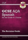 Image for GCSE Spanish AQA Revision Guide - for the Grade 9-1 Course (with Online Edition)
