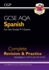 Image for GCSE Spanish AQA Complete Revision & Practice (with CD & Online Edition) - Grade 9-1 Course