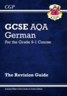 Image for GCSE German AQA Revision Guide - for the Grade 9-1 Course (with Online Edition)