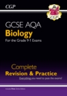 Image for Grade 9-1 GCSE Biology AQA Complete Revision & Practice with Online Edition