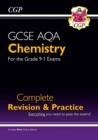 Image for GCSE chemistry  : complete revision & practice