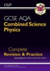 Image for New 9-1 GCSE Combined Science: Physics AQA Higher Complete Revision & Practice with Online Edition