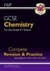 Image for Grade 9-1 GCSE Chemistry Complete Revision & Practice with Online Edition