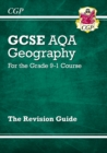 Image for GCSE 9-1 Geography AQA Revision Guide (with Online Ed) -  Edition for 2021 exams & beyond