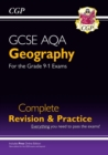 Image for New GCSE 9-1 Geography AQA Complete Revision & Practice (w/ Online Ed) - New for 2020 exams & beyond
