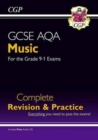 Image for GCSE AQA music  : complete revision & practice