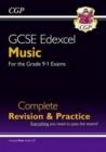 Image for GCSE Edexcel music: Complete revision & practice