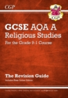 Image for Grade 9-1 GCSE Religious Studies: AQA A Revision Guide with Online Edition