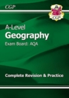 Image for A-Level Geography: AQA Year 1 & 2 Complete Revision & Practice