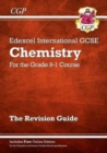 Image for Grade 9-1 Edexcel International GCSE Chemistry: Revision Guide with Online Edition