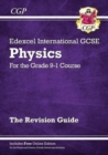 Image for Grade 9-1 Edexcel International GCSE Physics: Revision Guide with Online Edition