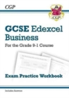 Image for New GCSE Business Edexcel Exam Practice Workbook - For the Grade 9-1 Course
