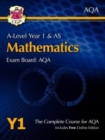 Image for A-Level Maths for AQA: Year 1 & AS Student Book with Online Edition