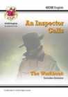 Image for New Grade 9-1 GCSE English - An Inspector Calls Workbook (includes Answers)