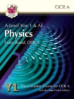 Image for A-Level Physics for OCR A: Year 1 & AS Student Book with Online Edition