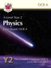 Image for A-Level Physics for OCR A: Year 2 Student Book with Online Edition