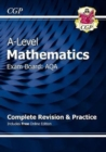 Image for A-Level Maths for AQA: Year 1 & 2 Complete Revision & Practice with Online Edition