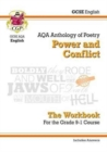 Image for New GCSE English Literature AQA Poetry Workbook: Power & Conflict Anthology (Includes Answers)