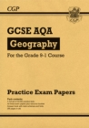 Image for GCSE Geography AQA Practice Papers - for the Grade 9-1 Course