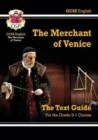 Image for Grade 9-1 GCSE English Shakespeare Text Guide - The Merchant of Venice
