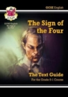 Image for Grade 9-1 GCSE English Text Guide - The Sign of the Four
