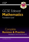 Image for New GCSE Maths Edexcel Complete Revision & Practice: Foundation - Grade 9-1 Course (with Online Edn)
