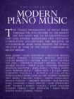 Image for The library of modern piano music