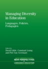 Image for Managing diversity in education  : languages, policies, pedagogies