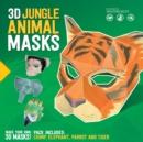 Image for 3D Jungle Animal Masks