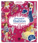 Image for Fantastic Fashion Sticker Dressing Up Book : Cool & Calm Colouring for Kids