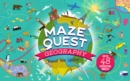 Image for Maze quest  : geography