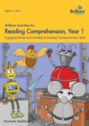Image for Brilliant Activities for Reading Comprehension, Year 1 (2nd Ed) : Engaging Stories and Activities to Develop Comprehension Skills