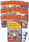 Image for Learn French with Luc et Sophie 2eme Partie (Part 2) Starter Pack Years 5-6 (2nd edition) : A story based scheme for teaching French at KS2