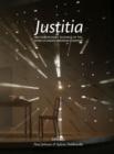 Image for Justitia  : multidisciplinary readings of the work of Jasmin Vardimon Company