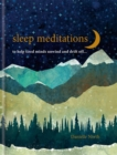 Image for Sleep meditations  : to help anxious adults drift off...