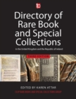 Image for Directory of rare book and special collections in the United Kingdom and the Republic of Ireland