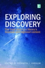 Image for Exploring discovery  : the front door to a library's licensed and digitized content