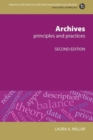 Image for Archives  : principles and practices