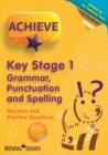 Image for Achieve KS1 Grammar, Punctuation & Spelling Revision & Practice Questions