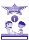 Image for Rising Stars Mathematics Year 1 Practice Book A